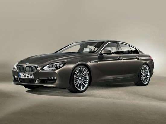 2015 BMW 650 Gran Coupe