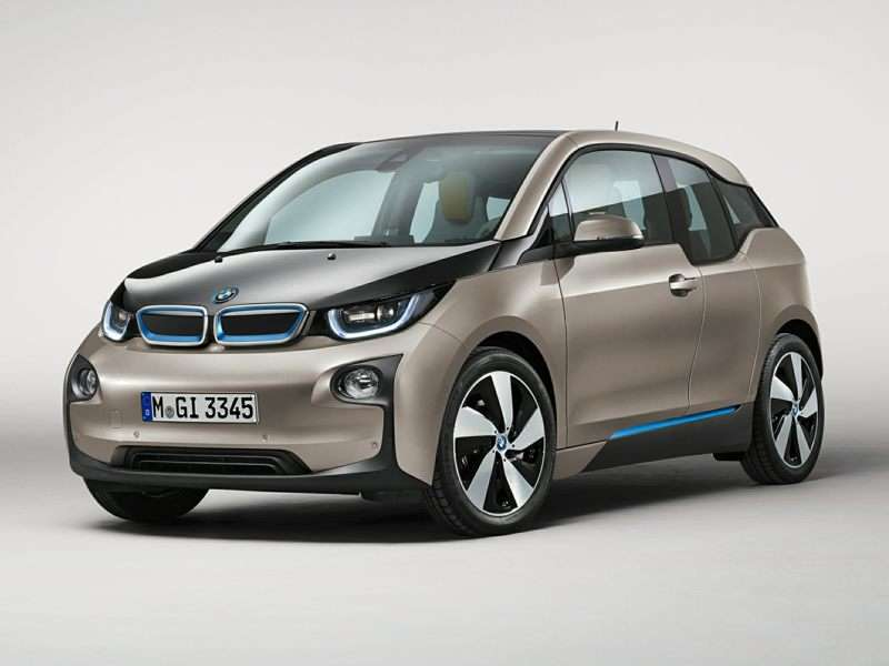 Research the 2015 BMW i3