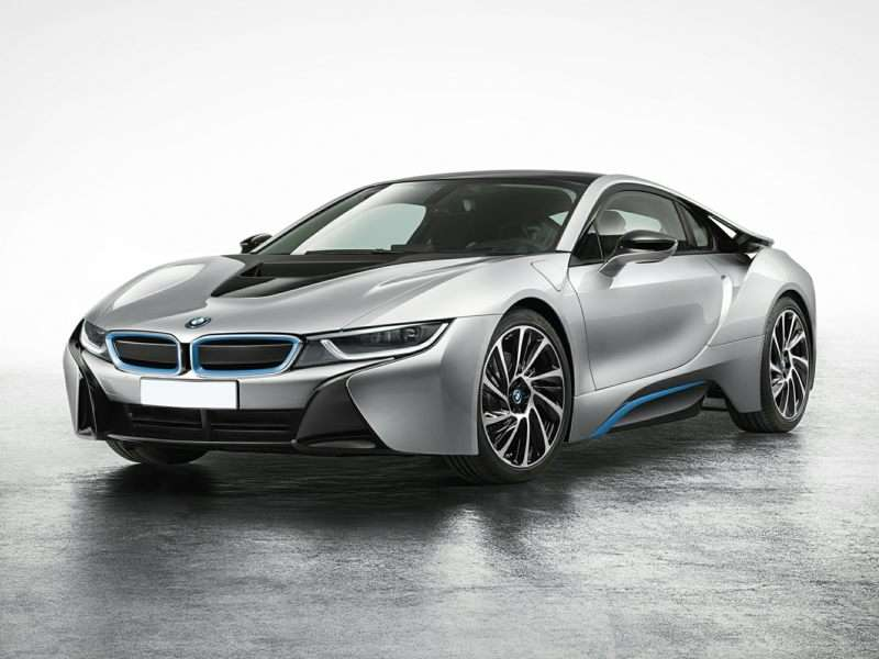 Research the 2015 BMW i8