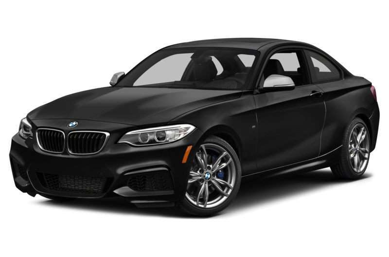 Research the 2015 BMW M235