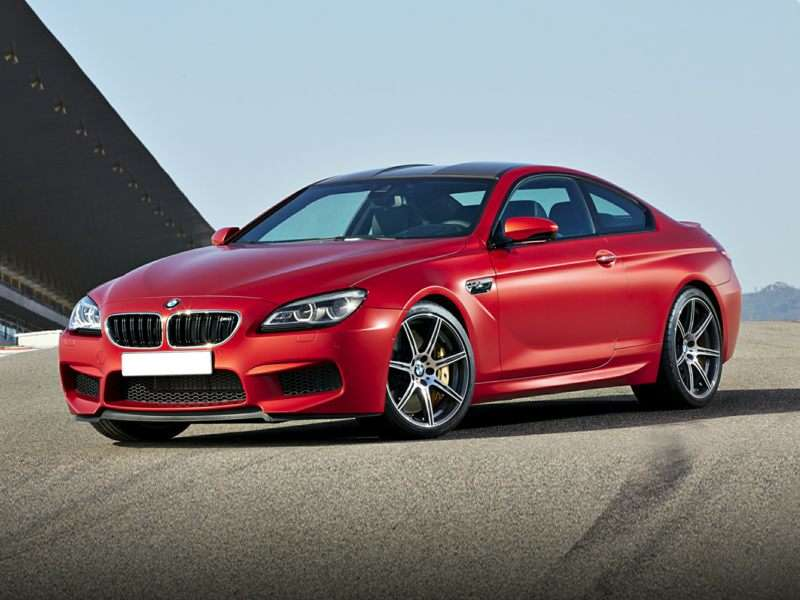 Research the 2015 BMW M6