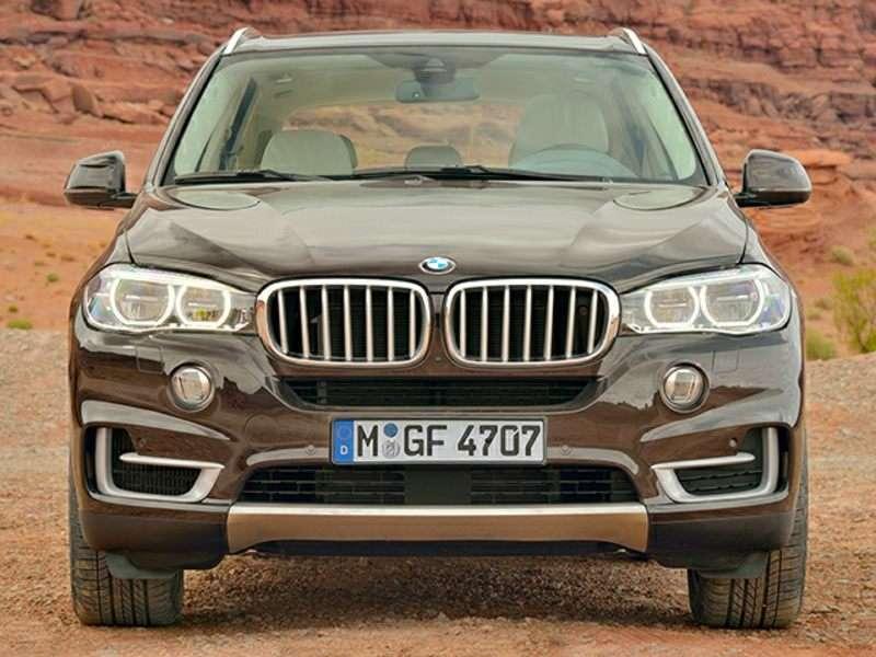 10 Best Large Luxury SUVs for 2015