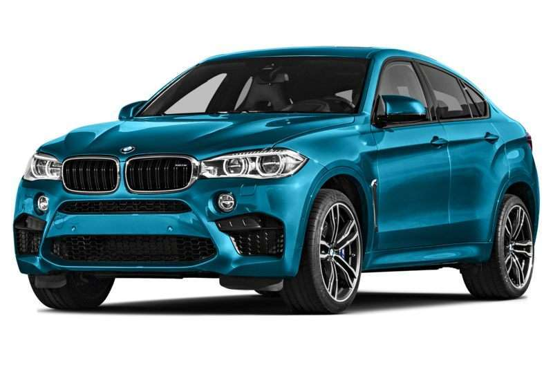 Research the 2015 BMW X6 M