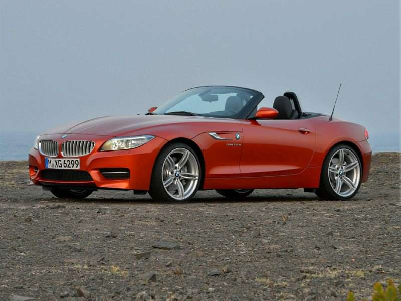 Research the 2015 BMW Z4
