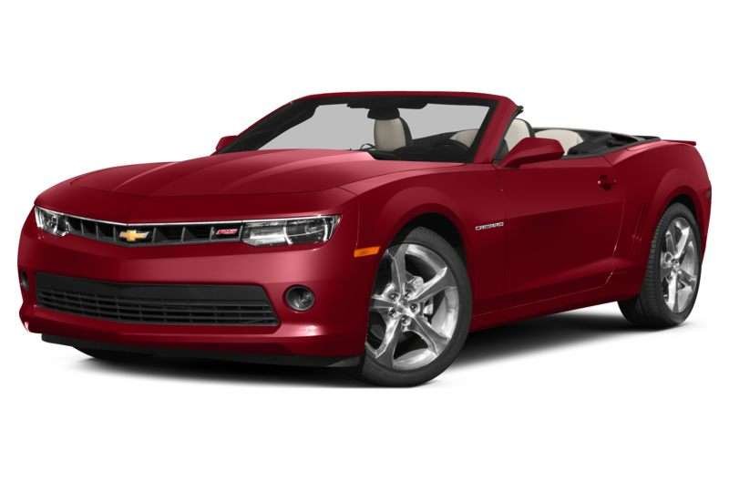 Research the 2015 Chevrolet Camaro