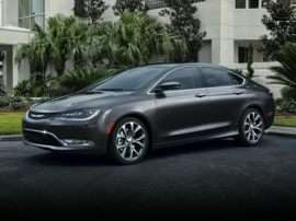2015 Chrysler 200 LX 4dr Front-wheel Drive Sedan