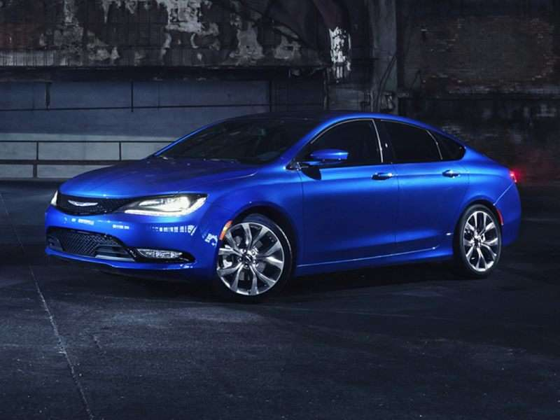 2015 Chrysler 200 Named Best Buy by Consumers Digest