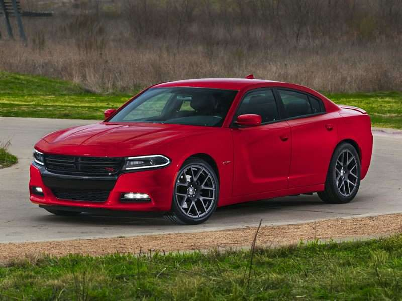 Research the 2015 Dodge Charger