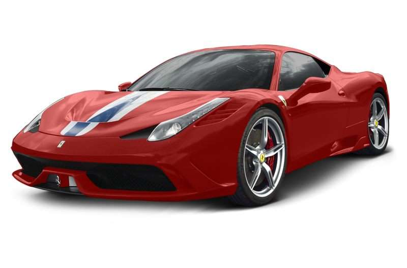 Research the 2015 Ferrari 458 Speciale