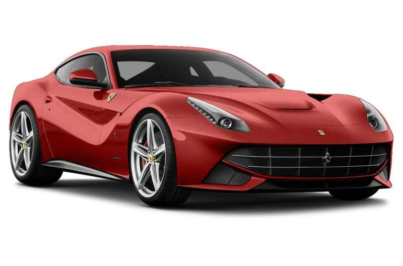 Research the 2015 Ferrari F12berlinetta