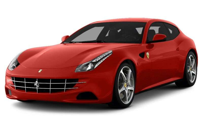 Research the 2015 Ferrari FF