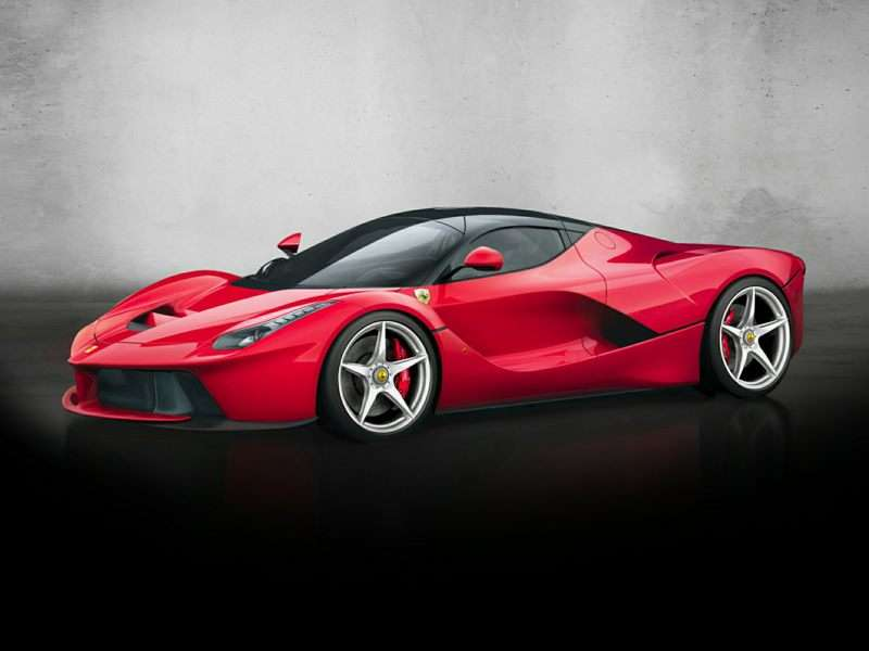 Research the 2015 Ferrari LaFerrari
