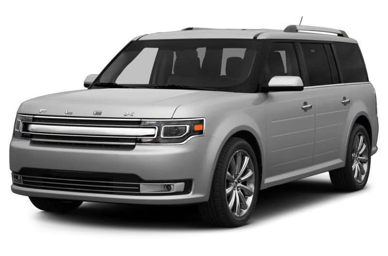 Research the 2015 Ford Flex