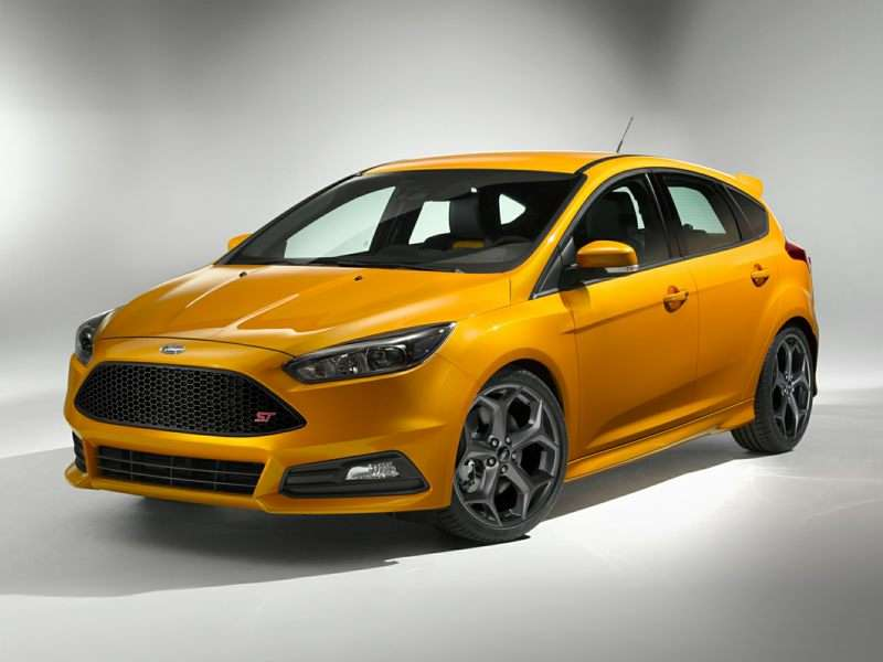 Research the 2015 Ford Focus ST