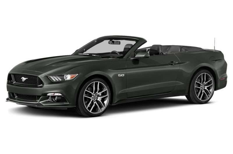 Research the 2015 Ford Mustang