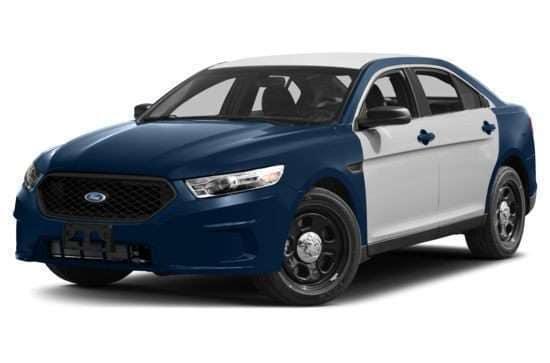 2015 Ford Sedan Police Interceptor
