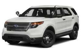 2015 Ford Utility Police Interceptor Base All-wheel Drive