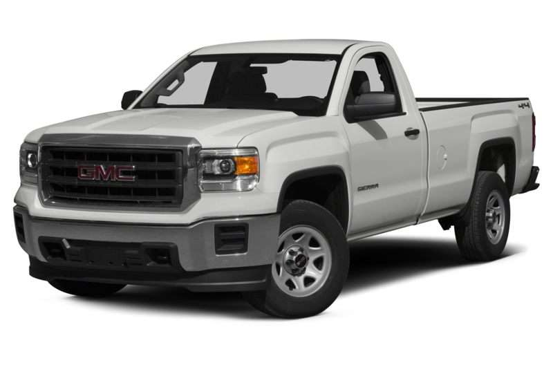 Research the 2015 GMC Sierra 1500