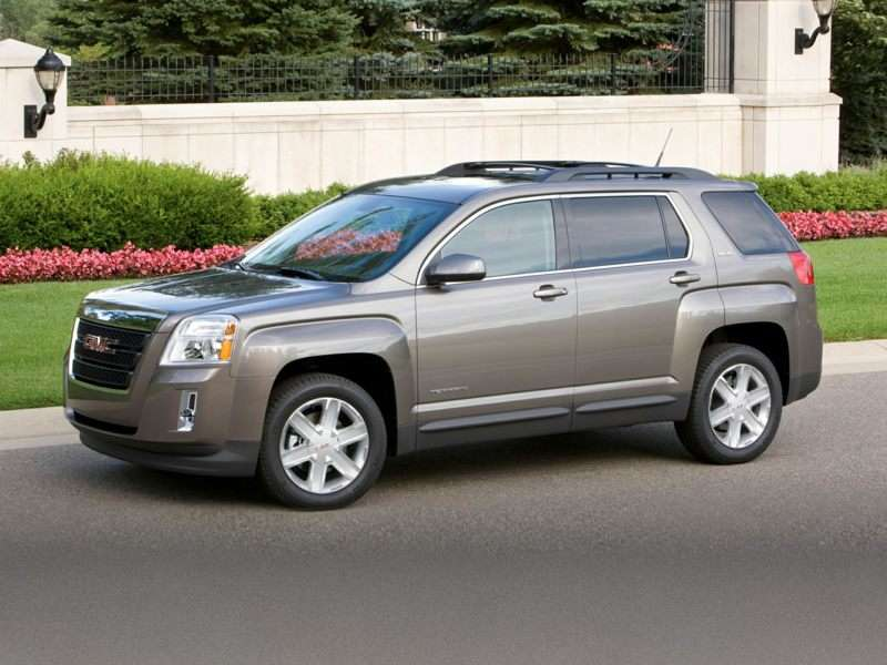 Research the 2015 GMC Terrain