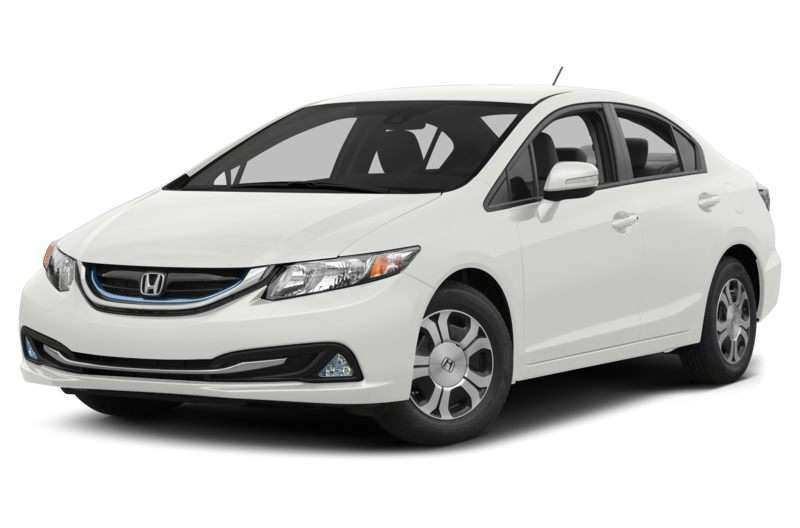Research the 2015 Honda Civic Hybrid