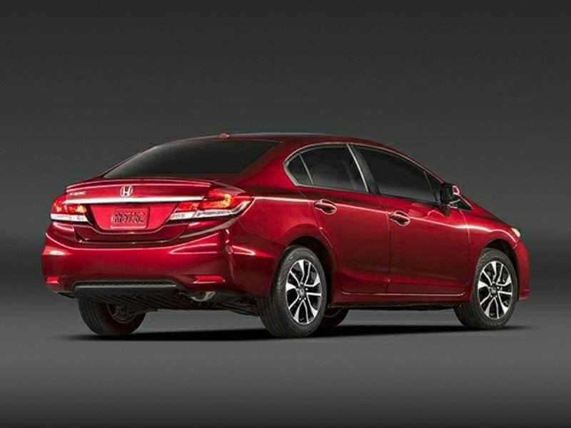 2015 Honda Civic Hybrid, Natural Gas Models Joining Lineup