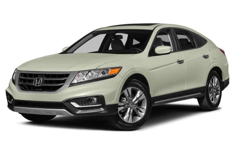 Research the 2015 Honda Crosstour