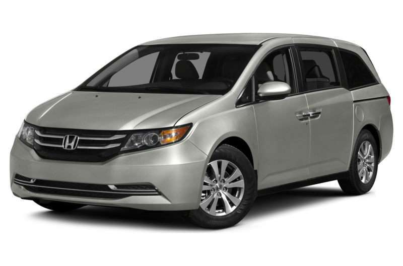 Research the 2015 Honda Odyssey