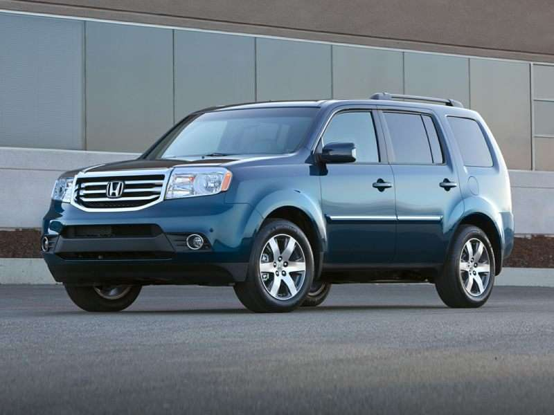 Research the 2015 Honda Pilot