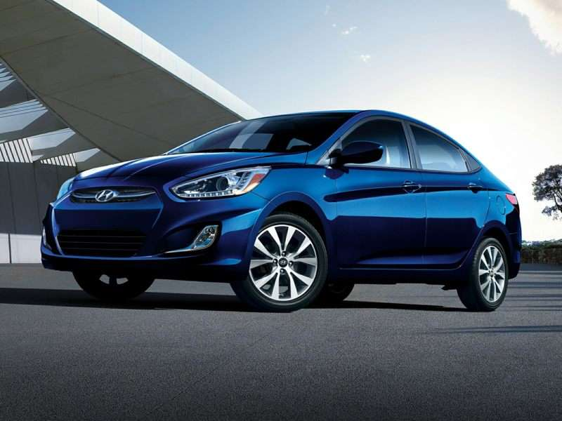 Research the 2015 Hyundai Accent