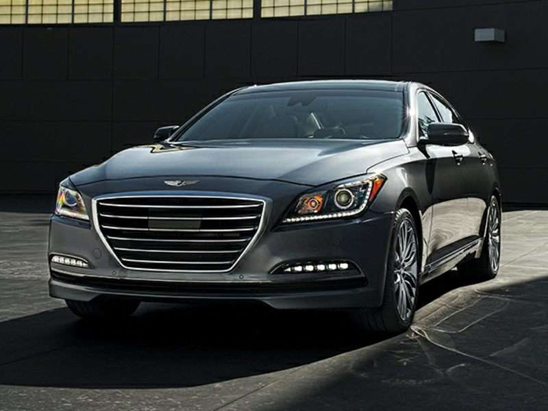ESPN Ruedas Names 2015 Hyundai Genesis the Year