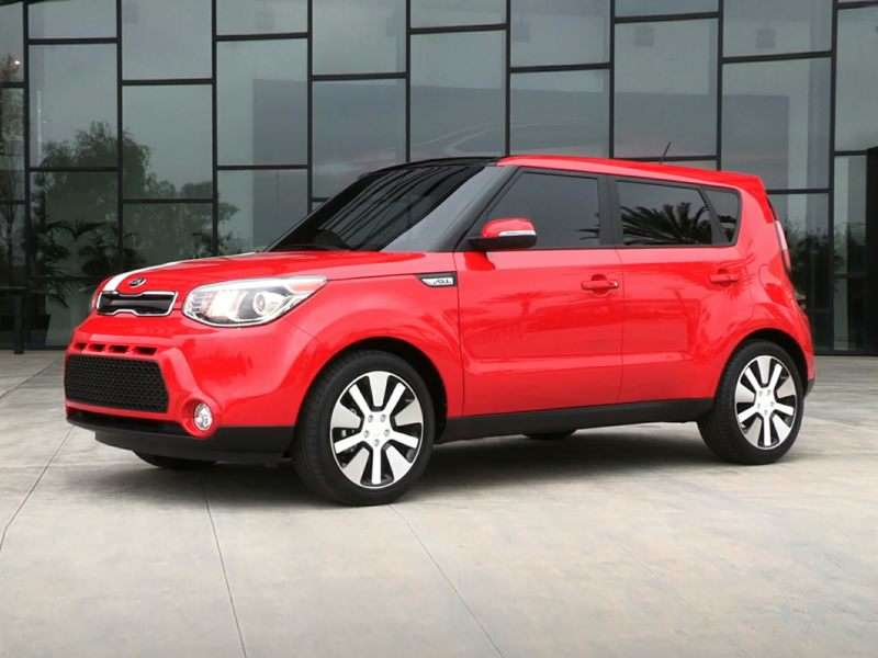 Research the 2016 Kia Soul