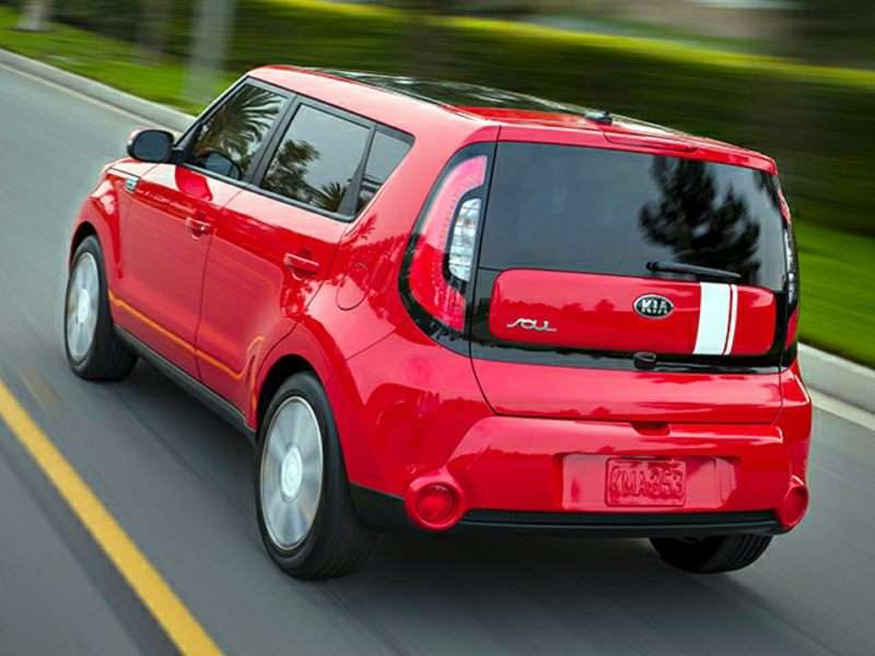 2015 Kia Soul Comes Backed by Total Value Title