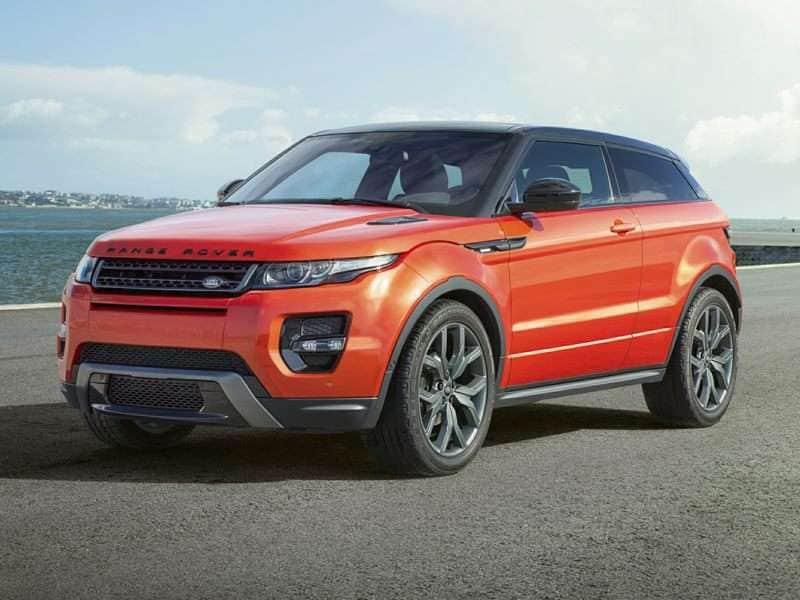 Research the 2016 Land Rover Range Rover Evoque