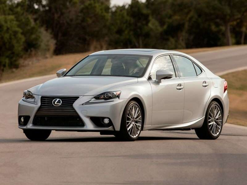 Research the 2015 Lexus IS 250