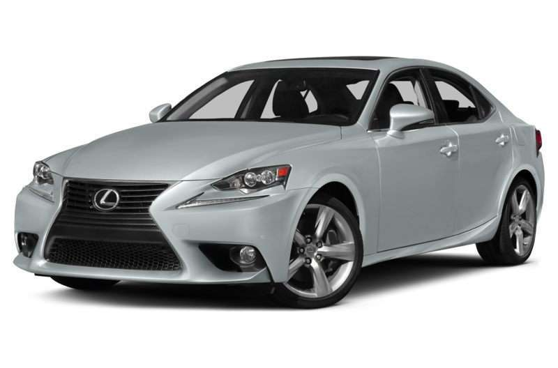 Research the 2015 Lexus IS 350
