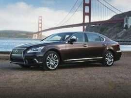 2015 Lexus LS 600h