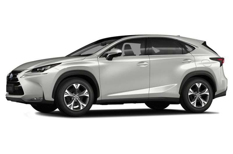 Research the 2015 Lexus NX 300h
