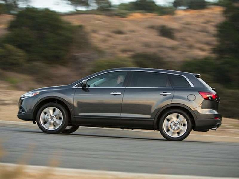 2015 Mazda CX-9 Welcomes New Recreational Accessories Package