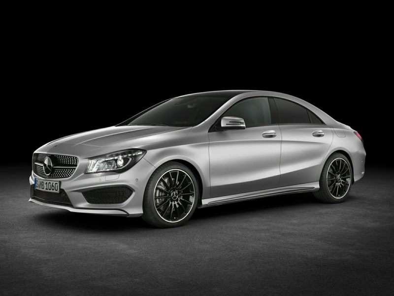 Research the 2015 Mercedes-Benz CLA-Class