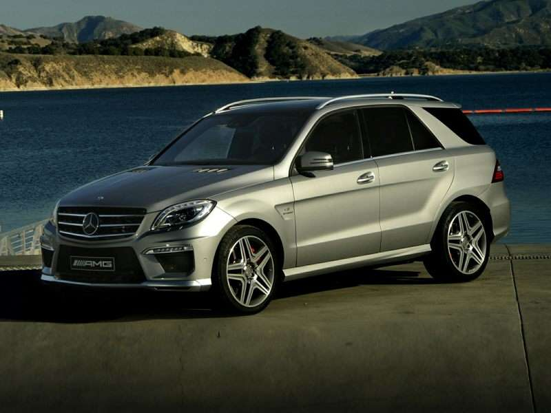 Research the 2015 Mercedes-Benz M-Class