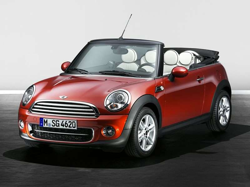 Research the 2015 MINI Convertible