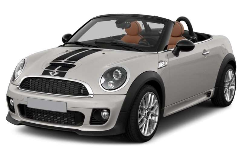 Research the 2015 MINI Roadster