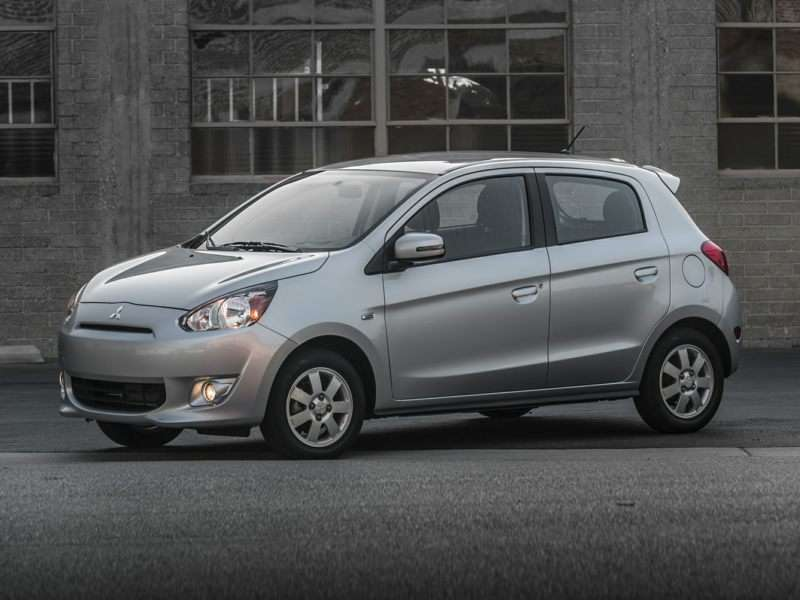 Research the 2015 Mitsubishi Mirage