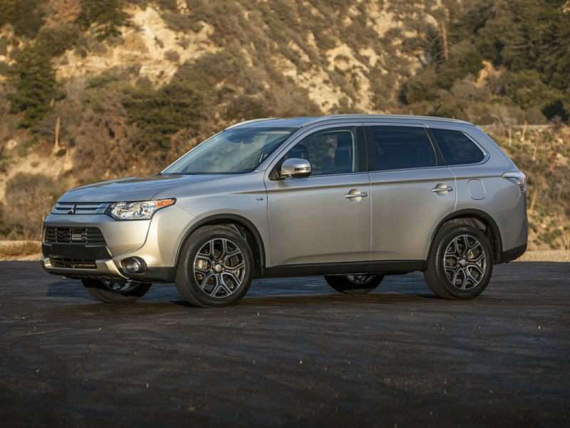 Research the 2015 Mitsubishi Outlander