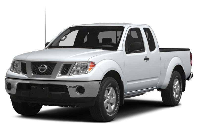 Research the 2015 Nissan Frontier