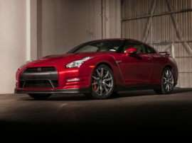 2015 Nissan GT-R Premium 2dr All-wheel Drive Coupe
