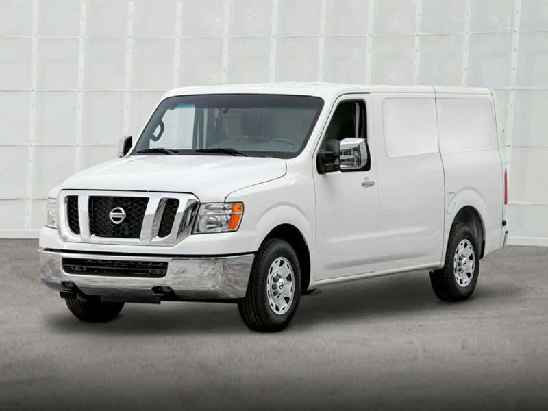 Research the 2015 Nissan NV Cargo NV2500 HD