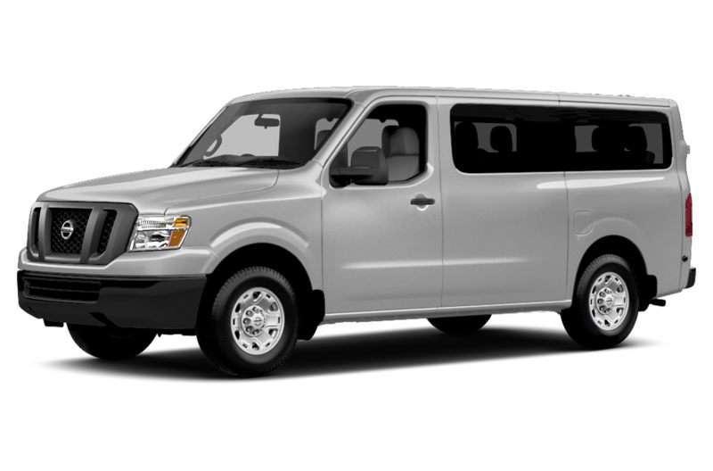 2015 Nissan NV Passenger NV3500 HD