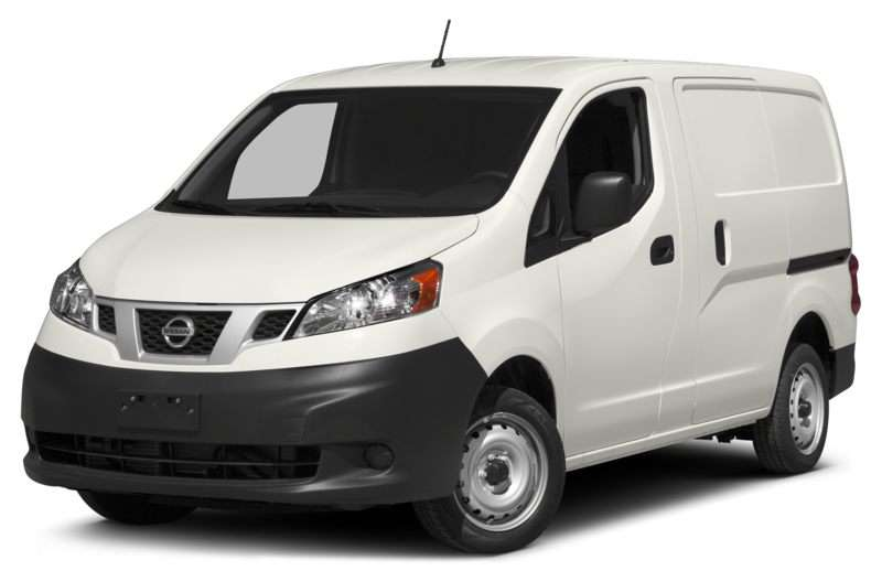 Research the 2015 Nissan NV200