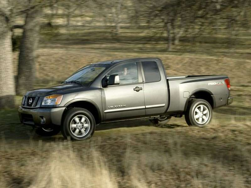 Research the 2015 Nissan Titan